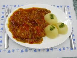 Menú de vigilia de Semana Santa con solo pescado, 'En la cocina'