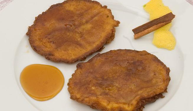 Tortillas de carnaval de Las Palmas de Gran Canaria, 'En la cocina'