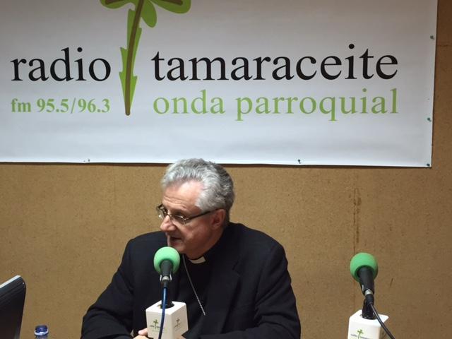 El Obispo de Urgell, en 'El andén'
