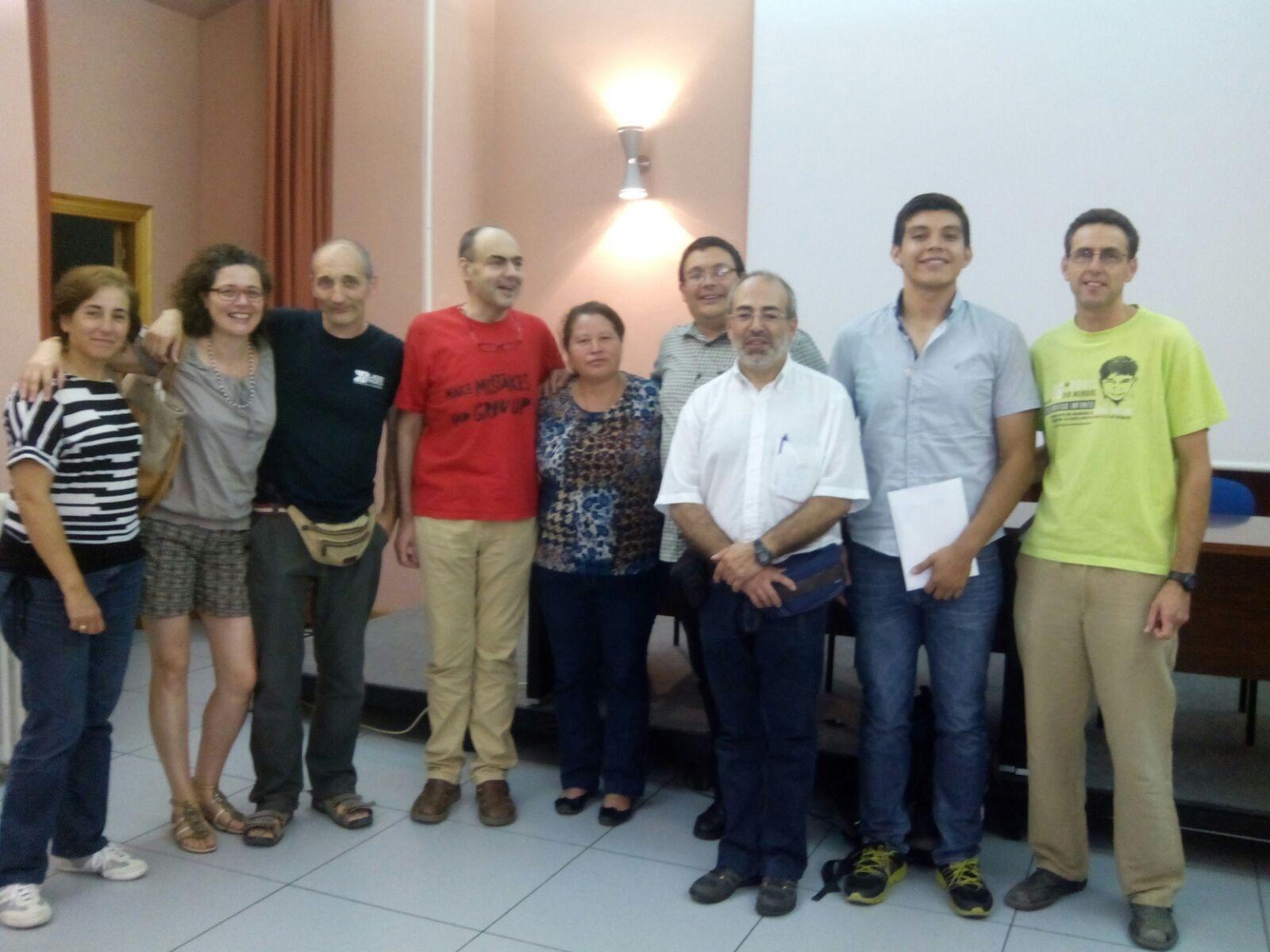 'Solidaridad' entrevista a las patronas