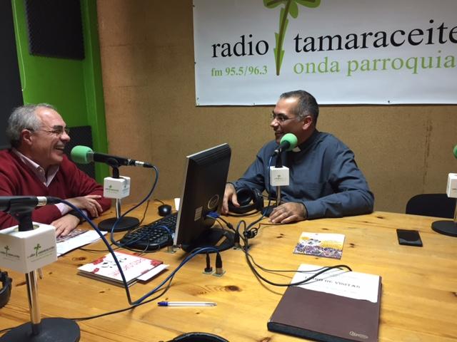 Juan Carlos Arencibia habla de las Jornadas de Historia de la Iglesia en 'El andén'