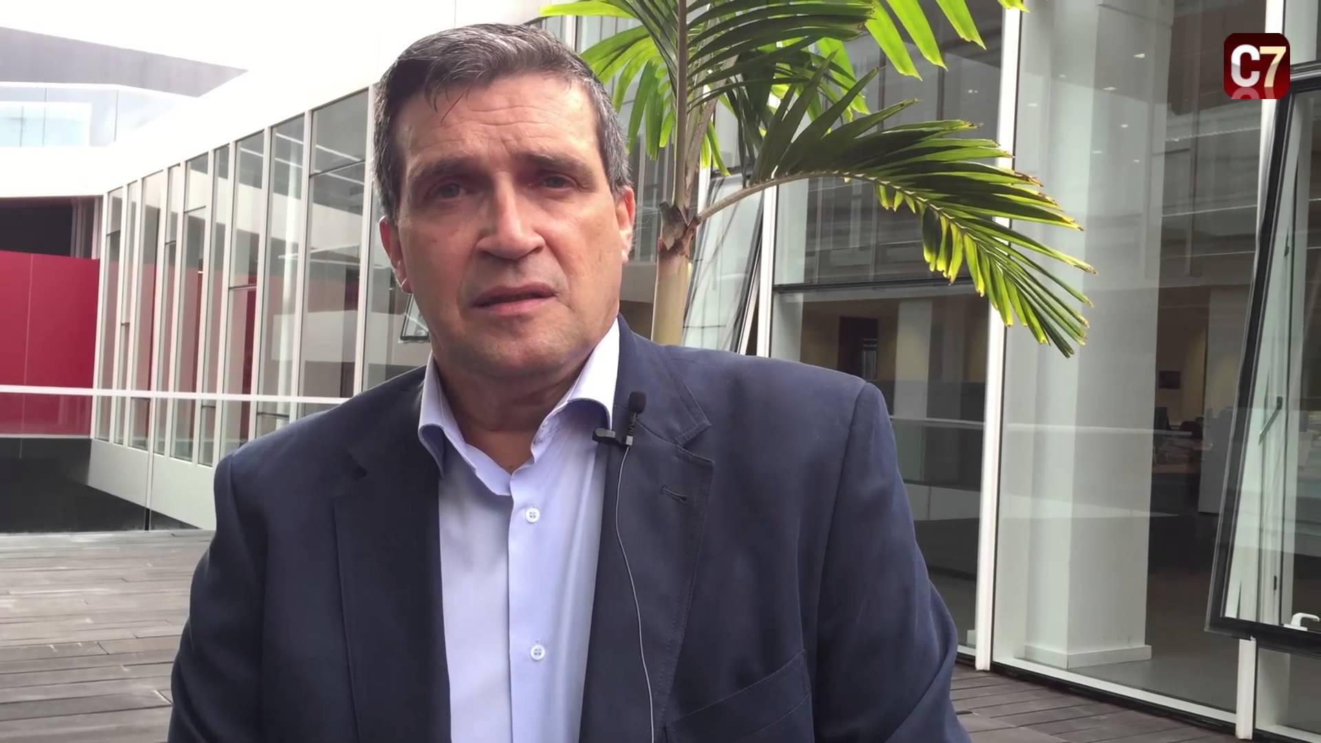 'El andén' entrevista a Javier Doreste, concejal de Urbanismo