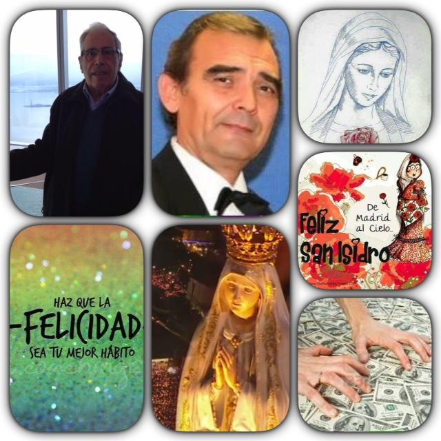 """Padre Gregorio Mateu en """"Nuestro mundo"""""""