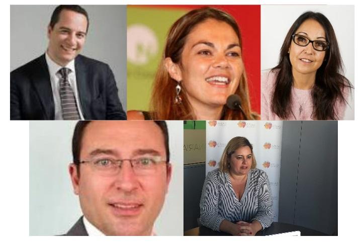 Los candidatos al Senado en el especial elecciones del 26-J, en 'El andén'