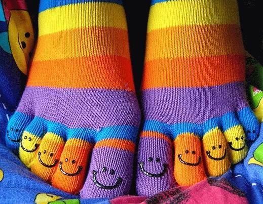 Como par de calcetines, en 'De camino por la vida'
