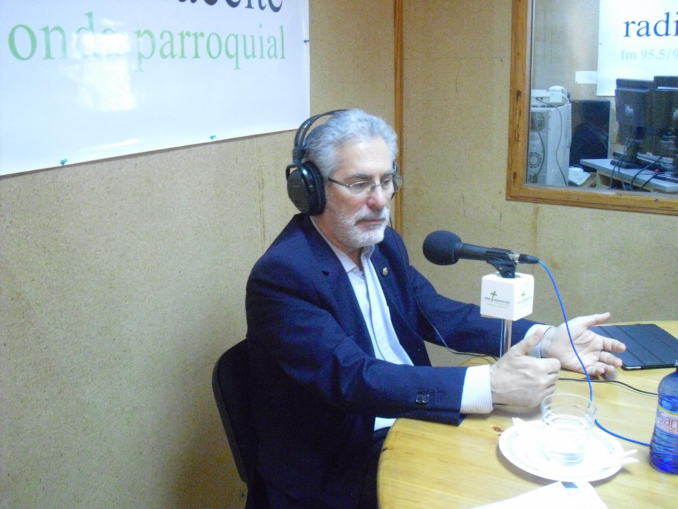 Vuelve 'El andén' entrevistando a José Regidor