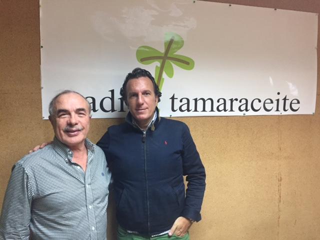 'El andén' recibe al contratenor José Antonio Betancort