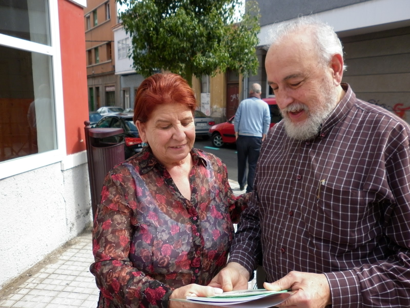 Fernando Carrascosa. Compromiso cristiano en política. En 'Solidaridad'