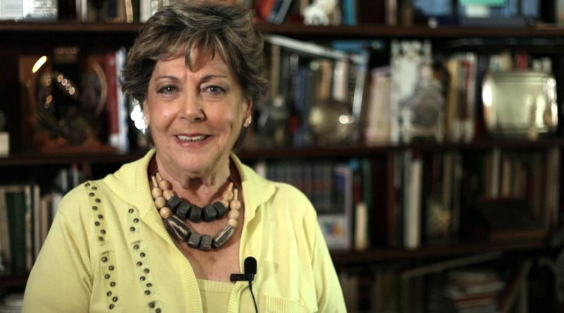 'El andén' recuerda a Paloma Gómez Borrero