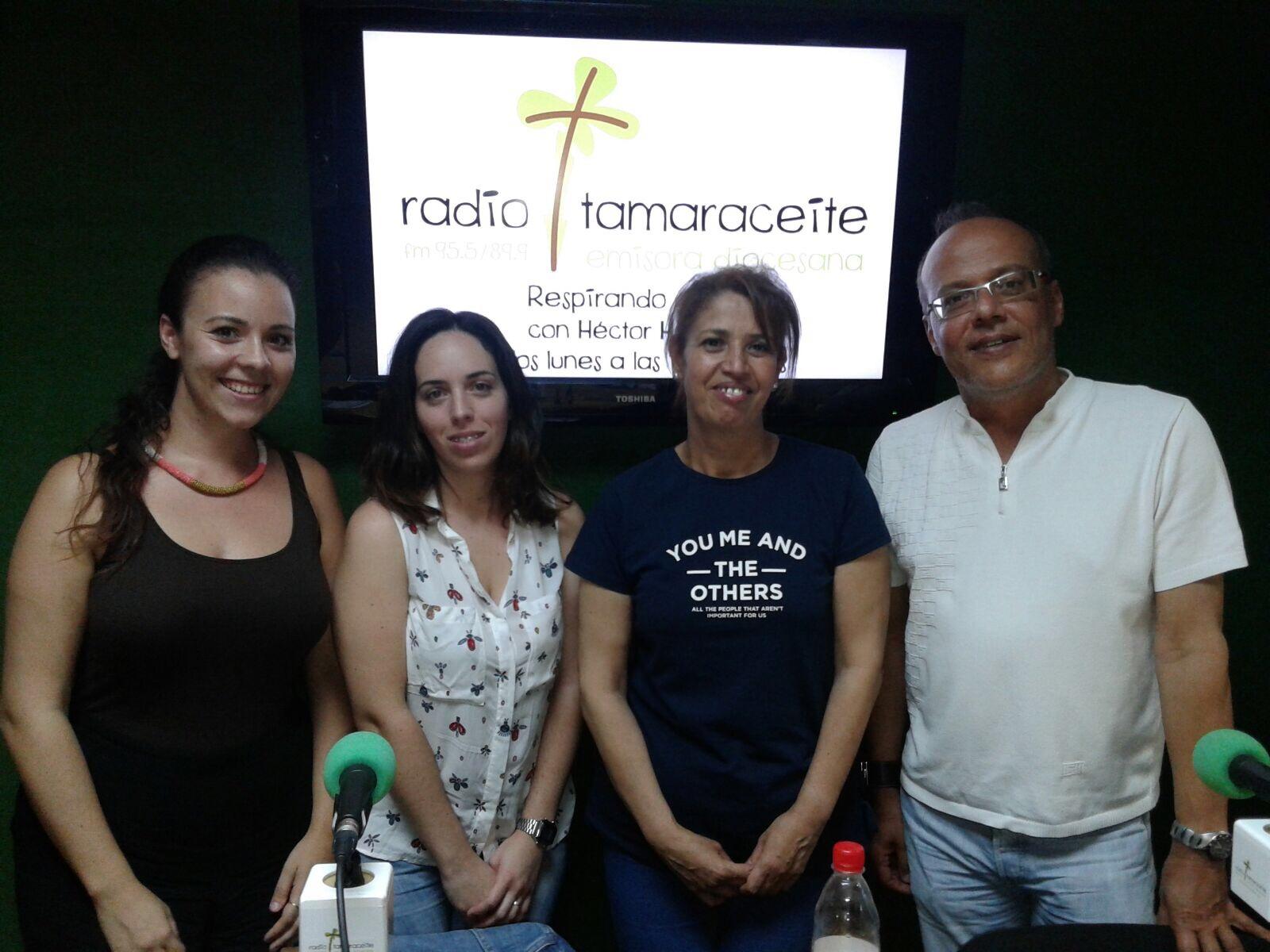 María Mercedes Sanz Dorta en Respirando ciudad