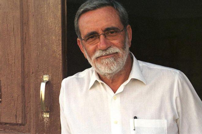 Gerardo Mesa, presidente de Cruz Roja Canarias, en 'El andén'