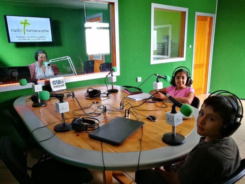 Los niños hablan de tecnología en 'El recreo'