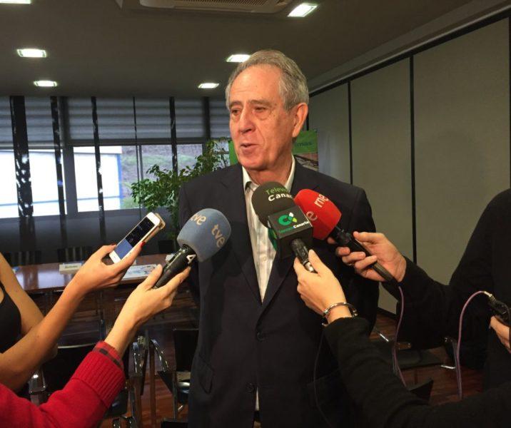'El andén' recibe al presidente del Banco de alimentos