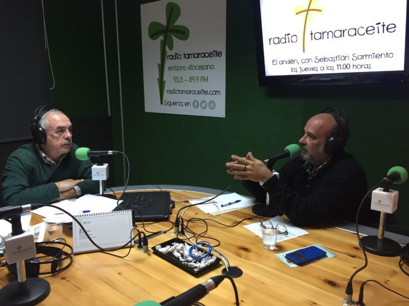 'El andén' entrevista al director del Festival de música de Canarias