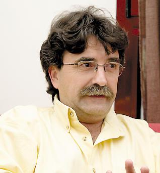 'El andén' entrevista al escritor Antonio Lozano
