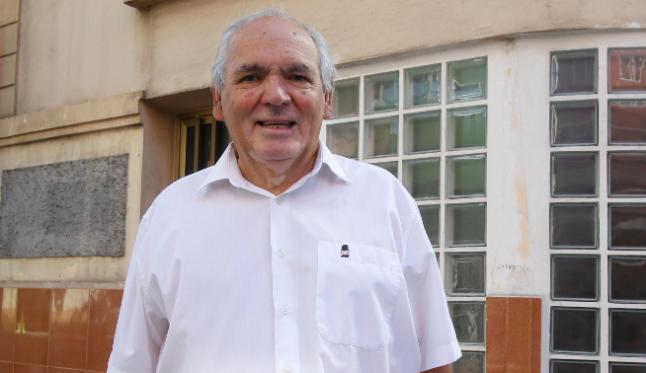 Alfredo Schamann habla de Fernando Guanarteme en 'El andén'