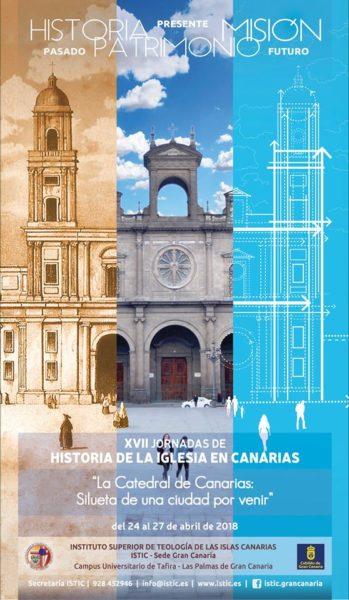 Escucha las Jornadas de Historia de la Iglesia en Canarias
