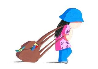 Tu mochila de viaje, en 'De camino por la vida'