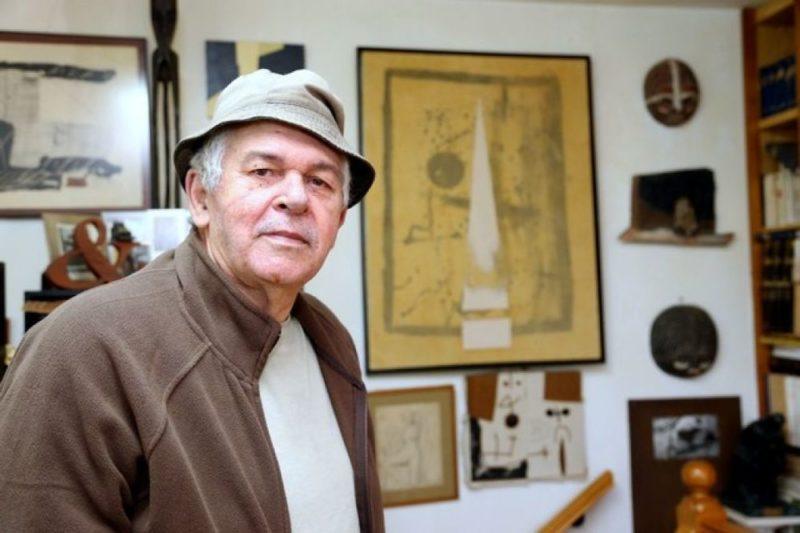 'El andén' entrevista a Ángel Sánchez, premio Canarias de literatura