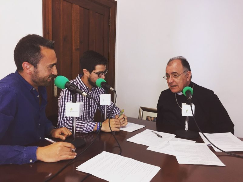 Este sábado, entrevista al Obispo Cases Andreu, desde La casa de la iglesia, Vegueta
