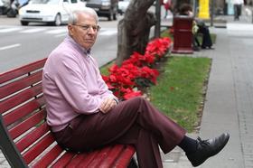 José Suárez, de la Escuela Sociopolítica, en 'El andén'