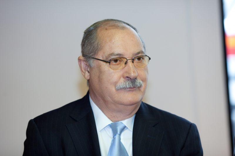 Salvador García-Carrillo y Saavedra, en 'El andén'