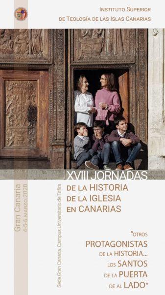 XVIII Jornadas de la historia de la Iglesia en Canarias, en 'El andén'