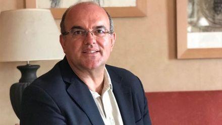 Anselmo Pestana Padrón, en 'El andén'